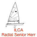 ILCA - Radial Senior Herr