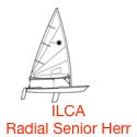 ILCA - Radial Senior Herr