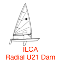 ILCA - Radial U21 Dam
