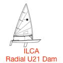ILCA - Radial U21 Dam
