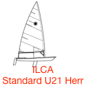 ILCA - Standard U21 Herr