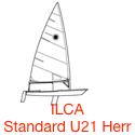 ILCA - Standard U21 Herr